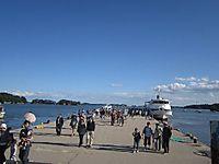 宮城県松島の遊覧船