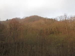 川俣地区の山々
