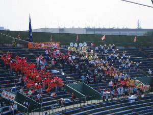 石橋高校の応援団