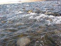 鬼怒川の流れ