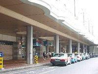 JR宇都宮駅、妻子が帰省